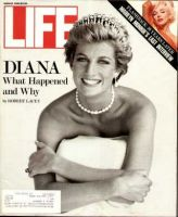 Life Magazine, August 1, 1992 - Princess Diana