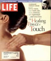Life Magazine, August 1, 1997 - The Healing Power Of Touch