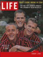 Life Magazine, August 3, 1959 - The Kingston Trio