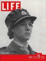 Life Magazine, August 4, 1941 - British at war
