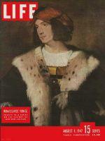 Life Magazine, August 4, 1947 - Renaissance Venice
