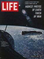 Life Magazine, August 5, 1966 - Views from Gemini 10