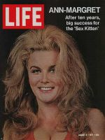 Life Magazine, August 6, 1971 - Ann-Margret