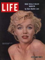 Life Magazine, August 7, 1964 - Marilyn Monroe