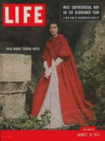 Life Magazine, August 10, 1953 - Irish fashions