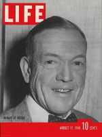 Life Magazine, August 12, 1940 - Vice-President Nominee McNary