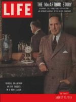 Life Magazine, August 15, 1955 - Memoir of MacArthur