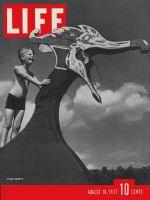 Life Magazine, August 16, 1937 - Summer Camp