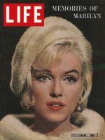 Life Magazine, August 17, 1962 - Remembering Marilyn Monroe