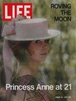 Life Magazine, August 20, 1971 - Princess Anne