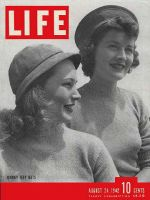 Life Magazine, August 24, 1942 - Fatigue hats