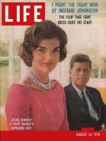 Life Magazine, August 24, 1959 - White House hopefuls, Kennedys
