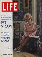 Life Magazine, August 25, 1972 - Pat Nixon