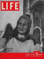 Life Magazine, August 26, 1946 - Campus fashions