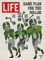 Life Magazine, August 27, 1971 - Composite: Game Plan for the Dollar