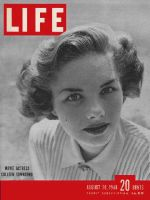 Life Magazine, August 30, 1948 - Colleen Townsend