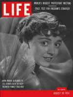 Life Magazine, August 30, 1954 - Anna Maria Alberghetti