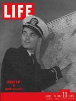 Life Magazine, August 31, 1942 - Torpedo boat ensign