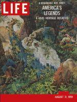 Life Magazine, August 31, 1959 - Exploration tales