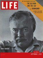 Life Magazine, September 1, 1952 - Ernest Hemingway