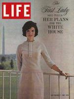 Life Magazine, September 1, 1961 - Jacqueline Kennedy