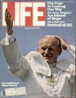 Life Magazine, September 1, 1979 - Pope John Paul II