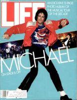Life Magazine, September 1, 1984 - Michael Jackson
