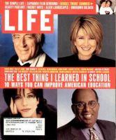 Life Magazine, September 1, 1998 - Improving Education