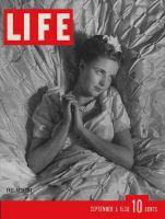 Life Magazine, September 5, 1938 - Fall fashions