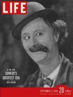 Life Magazine, September 5, 1949 - Ben Turpin