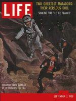 Life Magazine, September 7, 1959 - Fall TV season