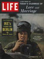 Life Magazine, September 8, 1961 - Threat of war