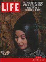 Life Magazine, September 10, 1956 - Siobhan McKenna