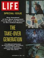 Life Magazine, September 14, 1962 - Young U.S. leaders