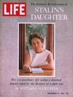 Life Magazine, September 15, 1967 - Svetlana Alliluyeva