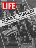 Life Magazine, September 15, 1972 - Israeli olympic team before terrorist attack