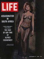 Life Magazine, September 16, 1966 - Sophia Loren