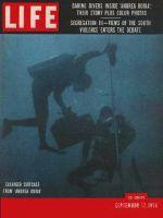Life Magazine, September 17, 1956 - Skin Divers in Doria