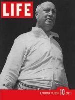 Life Magazine, September 19, 1938 - James A. Farley