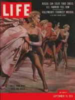 Life Magazine, September 19, 1955 - Guys and Dolls