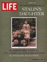 Life Magazine, September 22, 1967 - Recalling Stalin