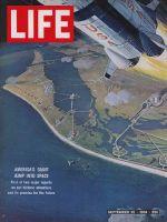 Life Magazine, September 25, 1964 - Saturn V rocket