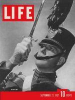 Life Magazine, September 27, 1937 - Nelson Eddy