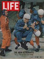 Life Magazine, September 27, 1963 - New Astronauts