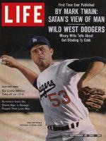 Life Magazine, September 28, 1962 - Don drysdale, baseball