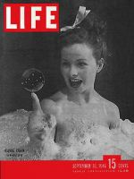 Life Magazine, September 30, 1946 - Jeanne Crain