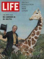 Life Magazine, September 30, 1966 - Rex Harrison