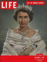 Life Magazine, October 1, 1951 - Princess Elizabeth