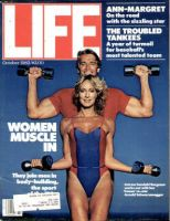 Life Magazine, October 1, 1982 - Arnold Schwarzenegger