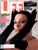 Life Magazine, October 1, 1985 - Joan Collins